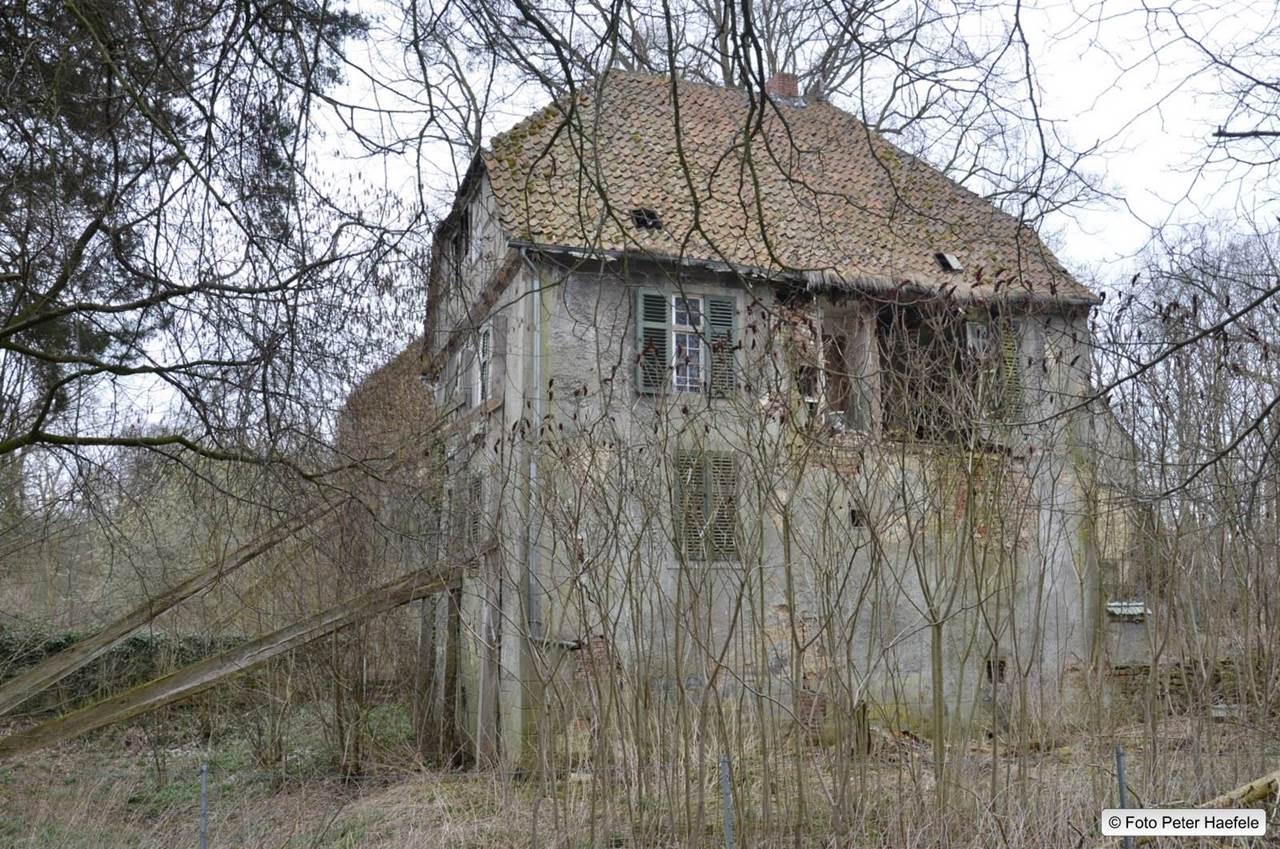 Ruine Wasserschloss Ellerburg
