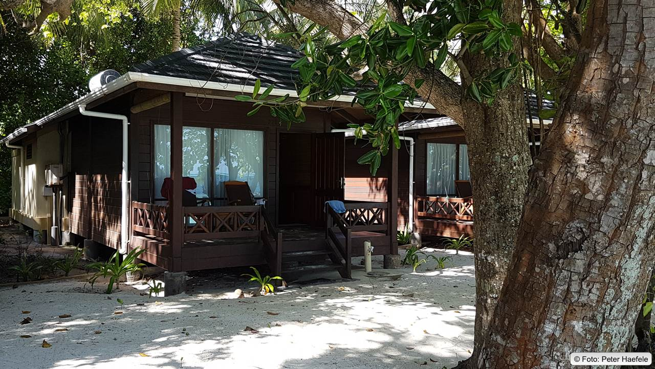 Strandbungalow Royal Island Resort & Spa Maldives