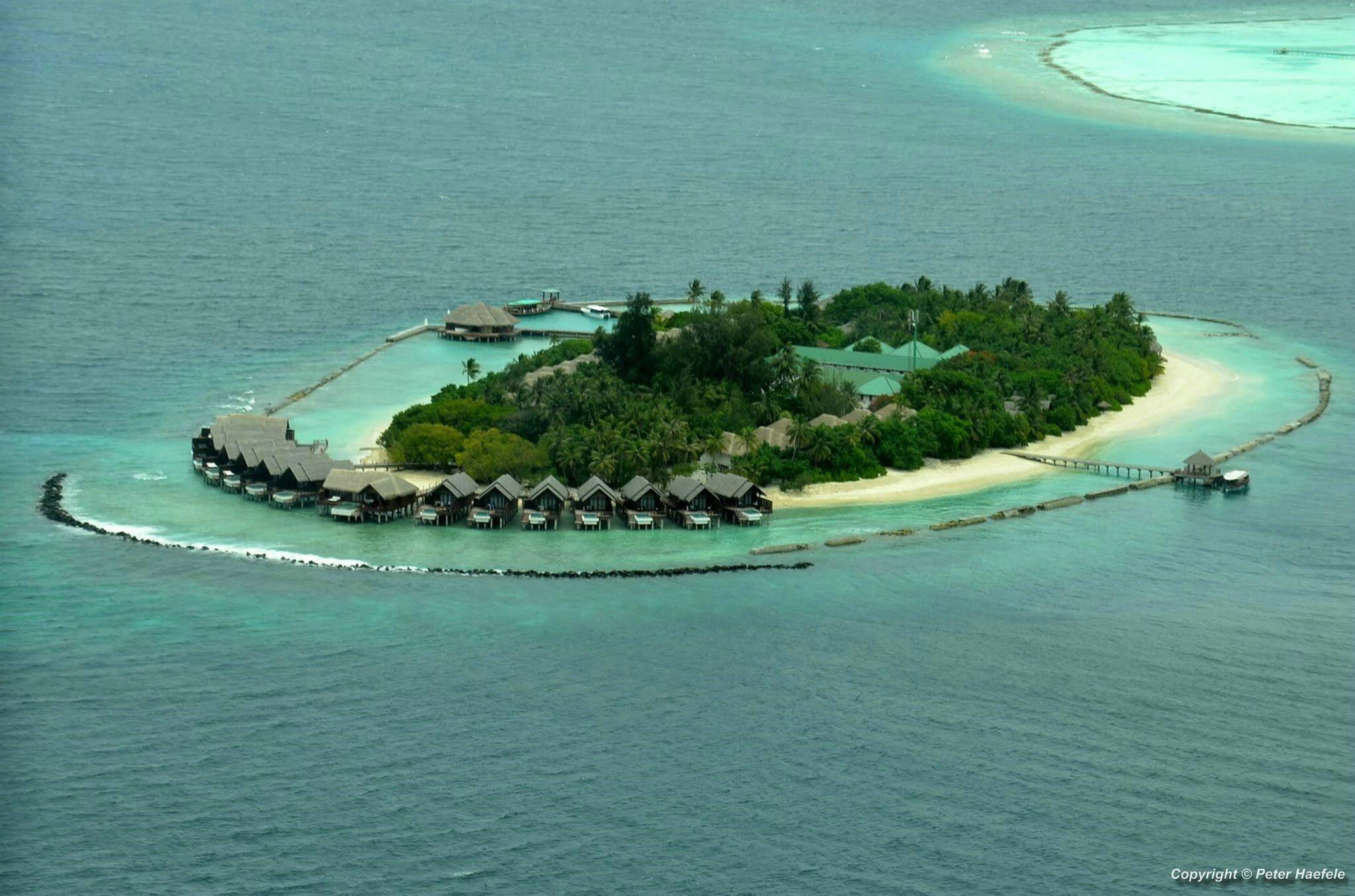 Flyme Flying Whale Shark Seeplane - Nalaguraidhoo - Sun Island - Malediven