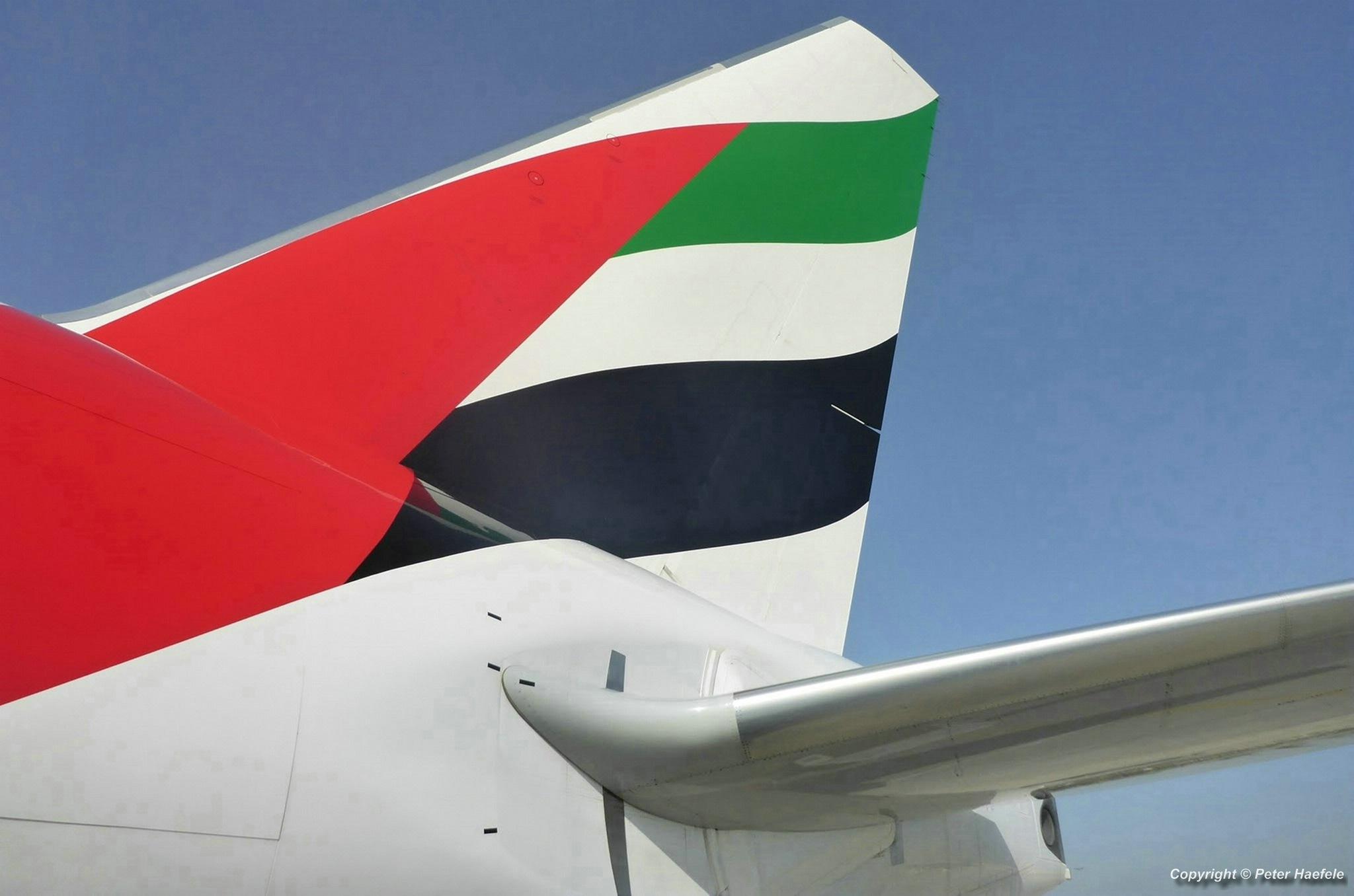 Emirates, Dubai - Duesseldorf