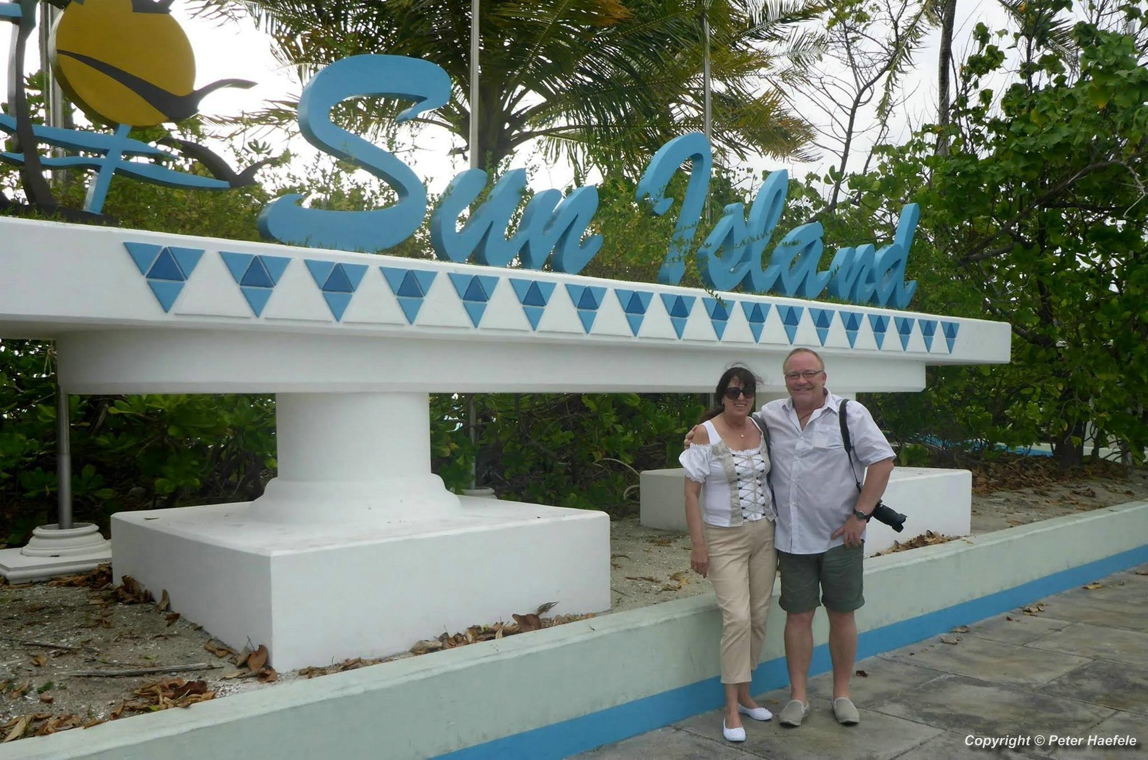 Nalaguraidhoo Sun Island Resort und Spa Sued Ari-Atoll Malediven